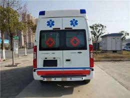 煙臺本地120救護車出租預約優惠