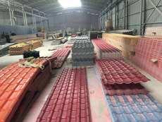昆明树脂瓦生产厂家 昆明树脂瓦多少钱一米