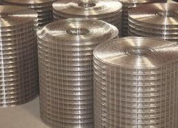 禾目金屬304不銹鋼電焊網1英寸焊接網制造商