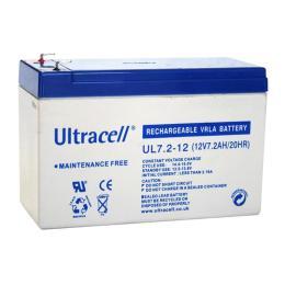 英国Ultracell蓄电池UC20-12 12V20AH产品