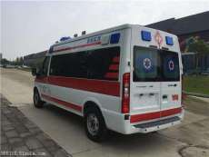 雞西本地120救護車出租費用收費