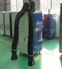青島創德環保科技雙臂焊煙除塵器