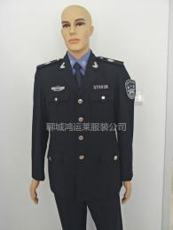 精品林政標志服 新季度林政制服