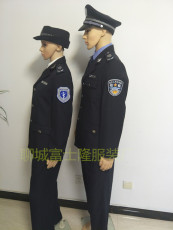 閩浙贛動物衛生監督標志服 現場量體