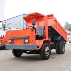 郑州地下自卸拉矿车载重6吨的