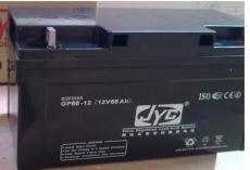 金悅城蓄電池GP100-12原裝報價