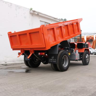 拉薩窄體四驅運礦車KA-12噸