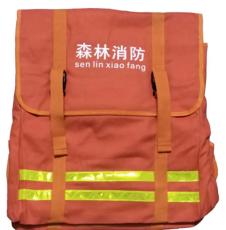 森林消防水帶背包 消防裝備包 水帶框背包
