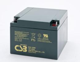 CSB蓄电池GP12260代理商报价
