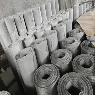 禾目金屬18目2205雙相不銹鋼網2.5米寬編織