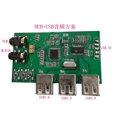 SSS1629SSS1630鑫創USB聲卡方案代理商