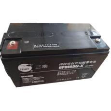 三瑞蓄电池CP12100阀控式铅酸12V10AH医疗