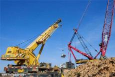 涞水百里峡吊车出租叉车-大型设备搬运垂直