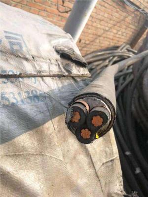 潮州高壓電纜回收-如何辨別真假電纜回收