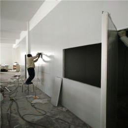 东莞大岭山横沥常平彩钢板隔墙吊顶工程