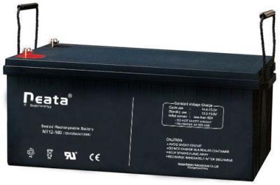 能特蓄電池NT12-7價格參數