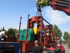 淄博车间设备吊装安装 叉车搬运低矮设备搬