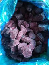 冷冻紫薯块
