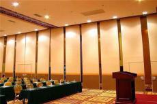 宴会厅酒店移动屏风移动隔音墙