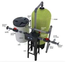 锅炉软化水设备工业软水设备