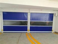 天津快速门 堆积门 提升门安装厂家