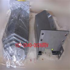 沈阳850B加工中心钢板防护罩Y轴前后护板