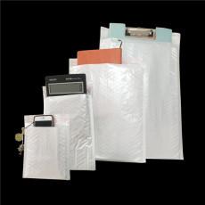 广州厂家奶白膜气泡信封袋 防震电商气泡袋