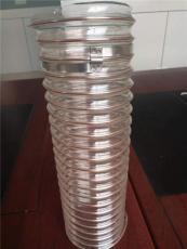 大口徑PU透明軟管A寧津PU透明軟管廠家價格