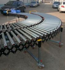 動力伸縮滾筒輸送機專業廠家認準優耐德科技