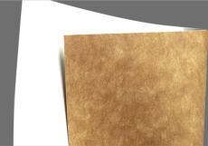 白挂面牛卡纸 牛底白面牛卡纸