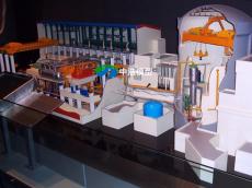 核电机组演示模型