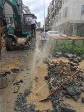 南寧五象新區水管測漏點 混凝土不開挖定位