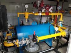 LNG空溫式氣化器CNG天然氣調壓箱CNG燃氣調