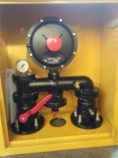 天然氣調壓減壓計量撬箱柜RTZ調壓箱工業調