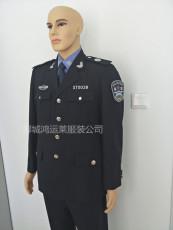 林政標志服標準版型 新式林政服裝常服