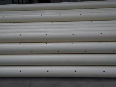 DN200ABS穿孔排泥管 水厂用ABS穿孔排泥管