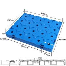 桶裝水塑料托盤