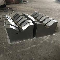 高精度單口鐵 鑄鐵V型架 軸類檢測多口v型塊