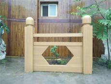 乐山夹江水泥栏杆 马边仿木仿石栏杆 铸造石