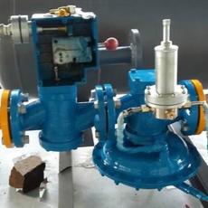 天燃氣緊急切斷閥燃氣中低壓調壓器應用領域