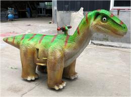 仿真恐龍兒童小童車 恐龍跑跑車價格
