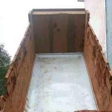 渣土車不粘土滑板耐磨車廂滑板卸自凈聚乙稀