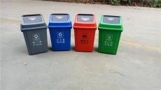 榆林小區廣場240升塑料垃圾桶哪有賣的廠家