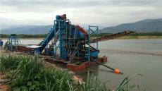 直銷沙金自動清洗 大型淘金船