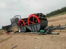 輪式洗石機 洗砂機定制