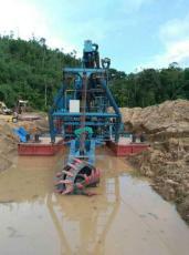 潔科低價出售絞吸式挖泥船 清淤船