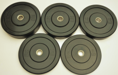 Rubber Coated Weight Plate barbell plate