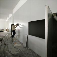 东莞南城横沥樟木头彩钢板隔墙吊顶工程