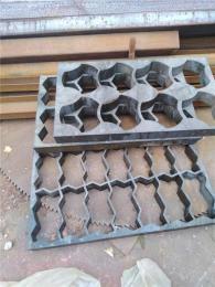 宏發4-15水泥磚機模具空心磚模具生產