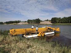 潔科環保水草收割清理船廠家直銷